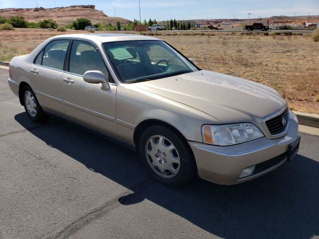 Acura RL Page AZ Page Car Sales - 2000 acura rl for sale